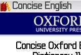 دانلود MSDict Concise Oxford English Dictionary and Thesaurus