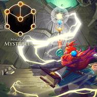 دانلود Mages of Mystralia