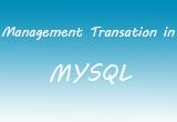 دانلود مدیریت تراکنش در MySQL