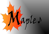 دانلود Maple MP3 Player 2.4.3 for Android