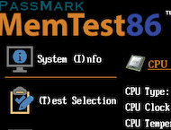 دانلود MemTest86 7.4 Pro Edition