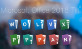 دانلود Microsoft Office Pro Plus 2016 v16.0.4549.1000 Select Edition + Project/Visio x86/x64 October 2017