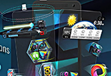 دانلود Next Launcher 3D 3.7.6.1 for Android +3.0