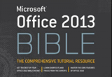 دانلود Office 2013 Bible