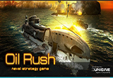 دانلود Oil Rush 3D naval strategy 1.32 for Android