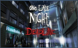 دانلود One Late Night - Deadline