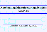 دانلود Automating Manufacturing Systems with PLCs