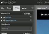 دانلود Pinegrow Web Editor Pro 4.91 + Portable