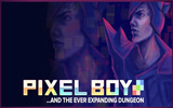دانلود Pixel Boy and the Ever Expanding Dungeon