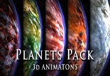 دانلود Planets Pack 2.5 for Android +2.1