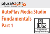 دانلود Pluralsight - AutoPlay Media Studio Fundamentals Part 1