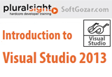 دانلود Pluralsight - Introduction to Visual Studio 2013 - Part 1/Part 2