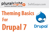 دانلود Pluralsight - Theming Basics For Drupal 7