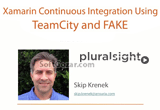 دانلود Pluralsight - Xamarin Continuous Integration Using TeamCity and FAKE