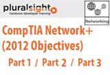 دانلود Pluralsight (TrainSignal) - CompTIA Network+ (2012 Objectives) - Part 1 / 2 / 3