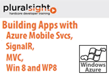 دانلود Pluralsight - Building Apps with Azure Mobile Svcs, SignalR, MVC, Win 8 and WP8