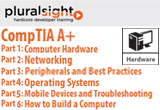 دانلود Pluralsight - CompTIA A+ Part 1 / 2 / 3 / 4 / 5 / 6