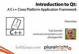 دانلود Pluralsight - Introduction to Qt - A C++ Cross Platform Application Framework