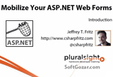 دانلود Pluralsight - Mobilize Your ASP.NET Web Forms