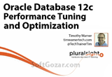 دانلود Pluralsight - Oracle Database 12c Performance Tuning and Optimization