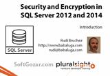 دانلود Pluralsight - Security and Encryption in SQL Server 2012 and 2014