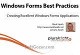 دانلود Pluralsight - Windows Forms Best Practices