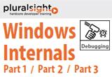 دانلود Pluralsight - Windows Internals Part 1 / 2 / 3