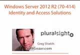 دانلود Pluralsight - Windows Server 2012 R2 (70-414) Identity and Access Solutions
