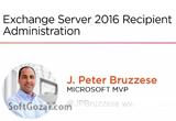 دانلود Pluralsight - Exchange Server 2016 Recipient Administration