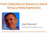 دانلود Pluralsight - From Collections to Streams in Java 8 Using Lambda Expressions