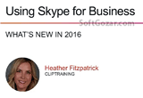 دانلود Pluralsight - Using Skype for Business