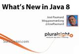 دانلود Pluralsight - What's New in Java 8