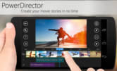 دانلود PowerDirector – Video Editor FULL 4.12.1 for Android +4.3