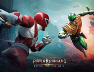 دانلود Power Rangers: Battle for the Grid - Collector's Edition