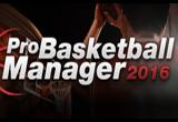 دانلود Pro Basketball Manager 2016