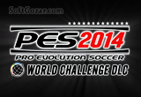 دانلود Pro Evolution Soccer 2014 - World Challenge + Update 1.16