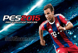 دانلود Pro Evolution Soccer 2015 With Update v1.03 with Data Pack v3.0