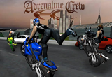 دانلود Race Stunt Fight! Motorcycles 3.1 for Android