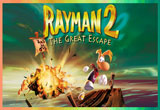 دانلود Rayman 2 - The Great Escape