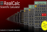 دانلود RealCalc Plus 2.3.1 Patched for Android +1.5