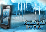 دانلود RealDepth Ice Cave 1.0.0 for Android
