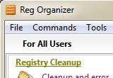 دانلود Reg Organizer 8.20 + Portable