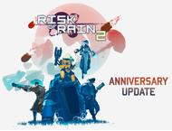 دانلود Risk of Rain 2 Anniversary