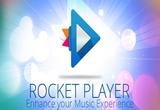دانلود Rocket Player : Music Player 4.5.26 for Android +4.1