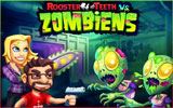 دانلود Rooster Teeth vs. Zombiens