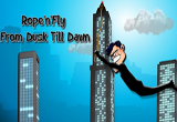 دانلود Rope'n'Fly - From Dusk 2.0 for Android