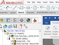 دانلود SolidCAM SP1 HF2 for SolidWorks / 2020 / 2019 / 2018