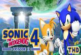 دانلود Sonic 4 Episode II THD 1.9 for Android