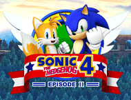 دانلود Sonic the Hedgehog 4 - Episode II