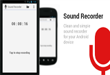 دانلود Sound Recorder 1.0.9 for Android +2.3